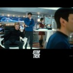 Battle Meeting Star Trek 2009 Wallpaper