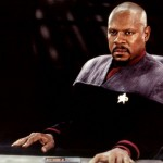 Benjamin Sisko Deep Space Nine Wallpaper