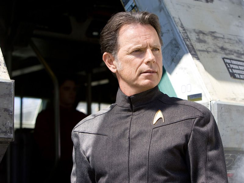 Bruce Greenwood As Christopher Pike Wallpaper 800x600