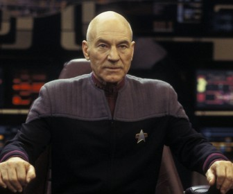 Captain Jean Picard Wallpaper