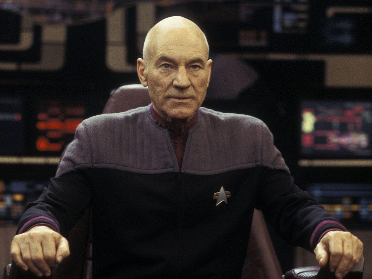 Captain Jean Picard Wallpaper 1280x960