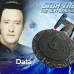 Data Star Trek The Next Generation Wallpaper