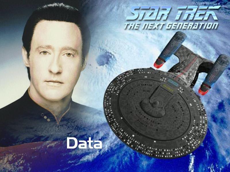 Data Star Trek The Next Generation Wallpaper 800x600