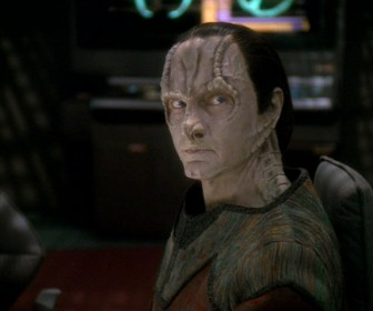 Elim Garak Deep Space Nine Wallpaper