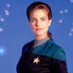 Jadzia Daz Deep Space Nine Wallpaper