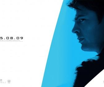 Leonard Mccoy Star Trek 2009 Poster Wallpaper