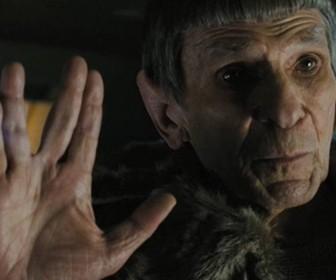 Leonard Nimoy As Spock Wallpaper