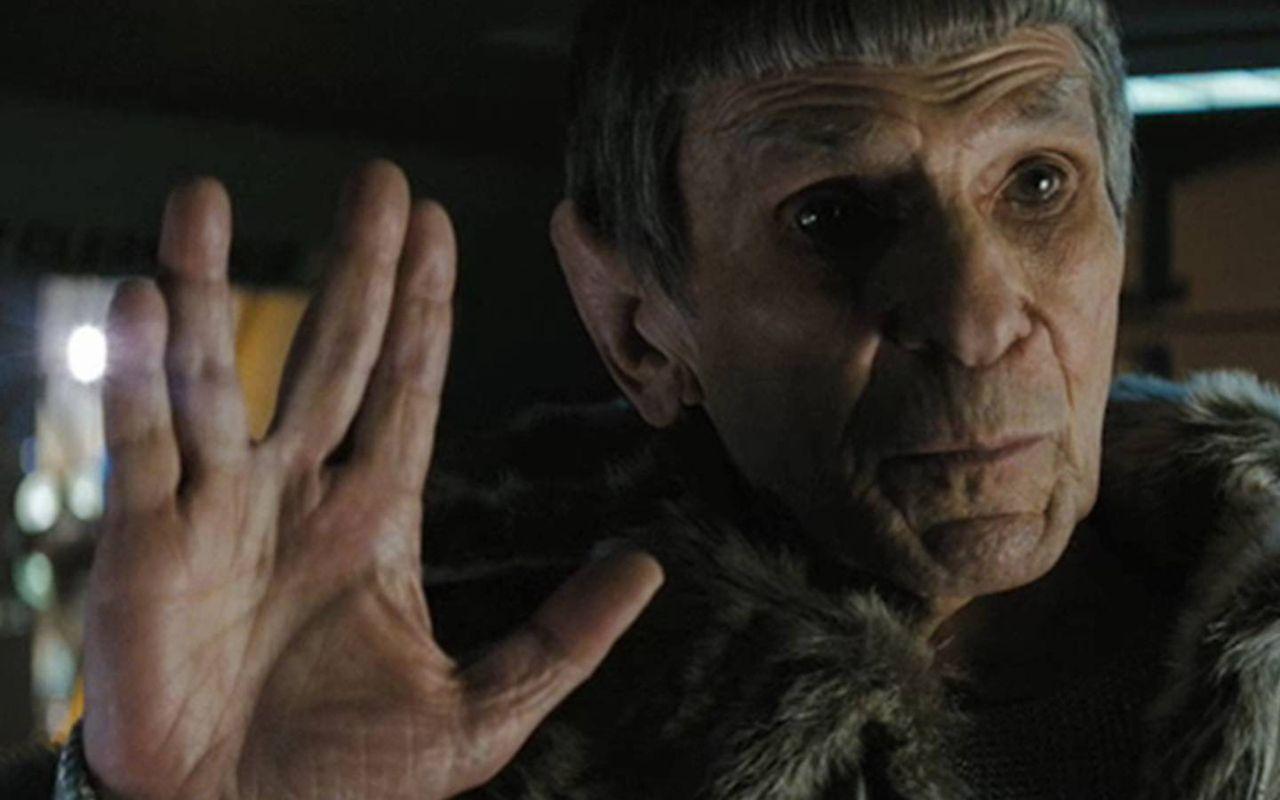 Leonard Nimoy As Spock Wallpaper 1280x800