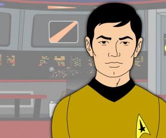 Lt Hikaru Sulu Wallpaper