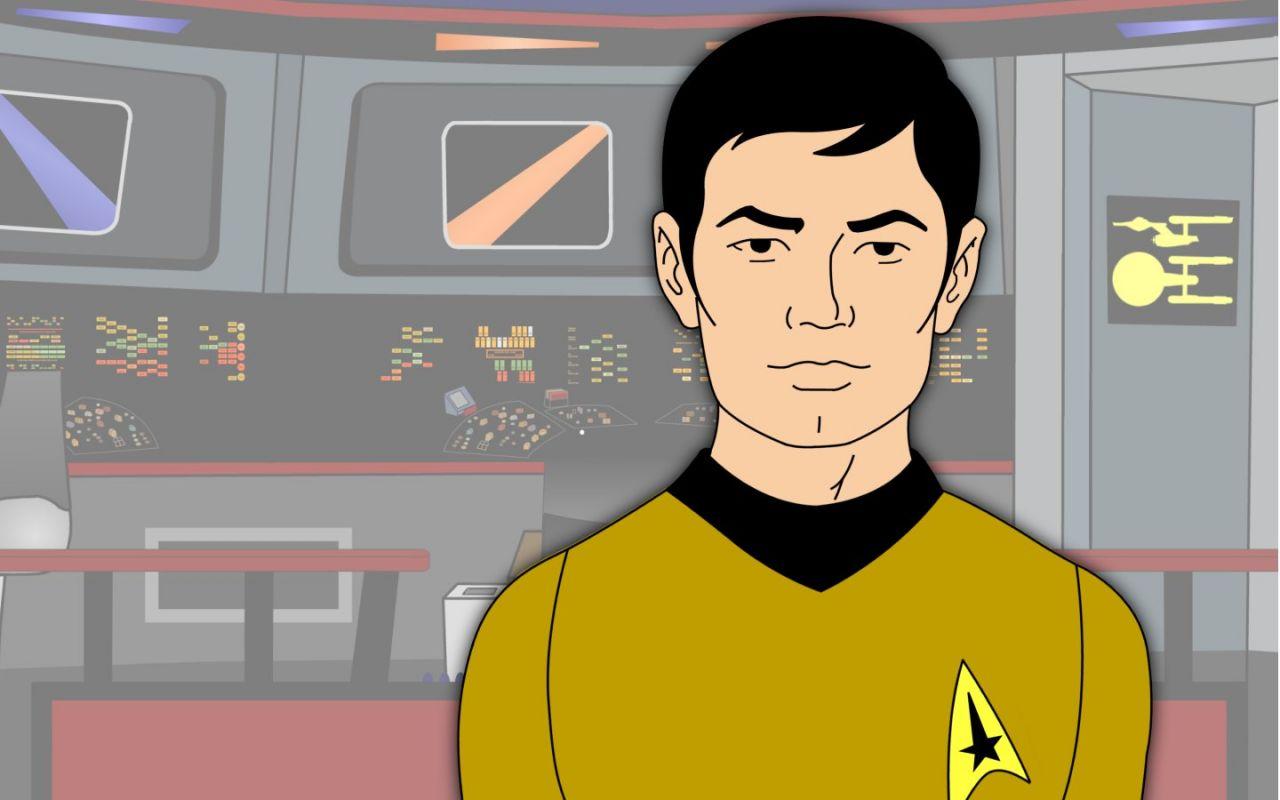 Lt Hikaru Sulu Wallpaper 1280x800