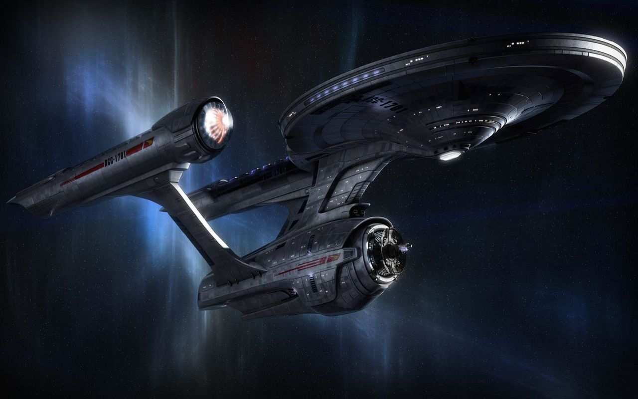 "[TMP] ""Star Trek Reboot Enterprise"" Topic"
