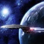 Star Strek Starship Wallpaper