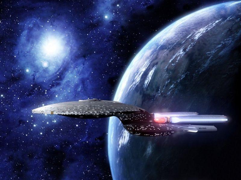 Star Strek Starship Wallpaper 800x600