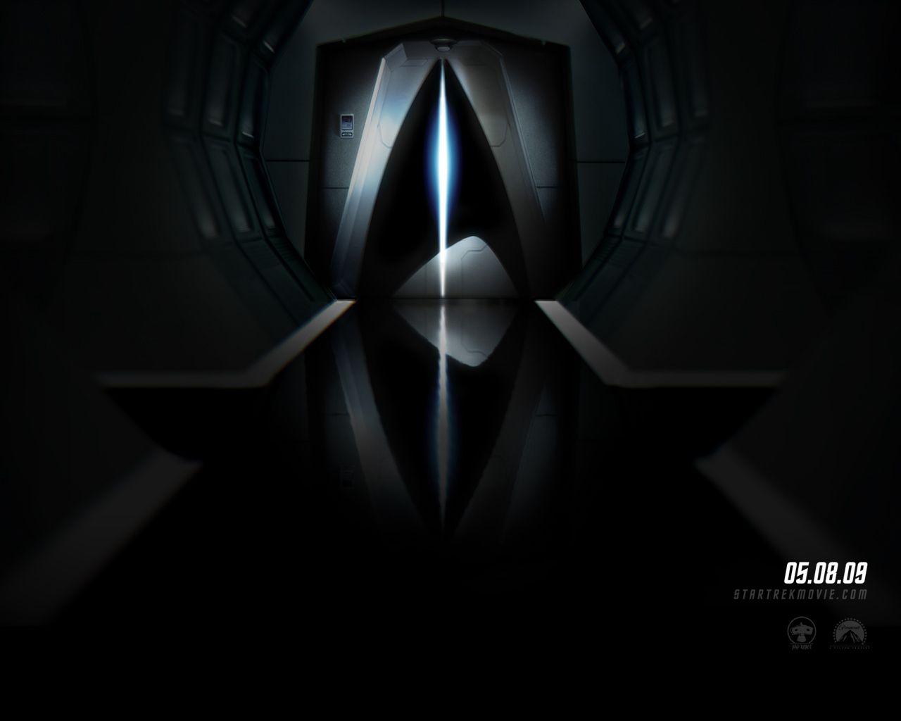 Star Trek 2009 Door Poster Wallpaper 1280x1024