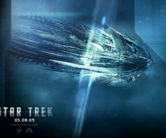 Star Trek 2009 Movie Poster Wallpaper