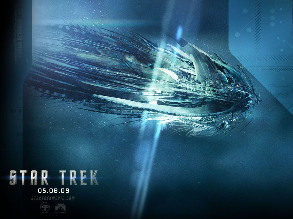 Star Trek 2009 Movie Poster Wallpaper 1024x768