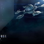 Star Trek 2009 Space Station Poster Wallpaper