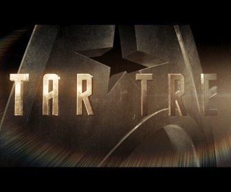 Star Trek 2009 Title Logo Wallpaper