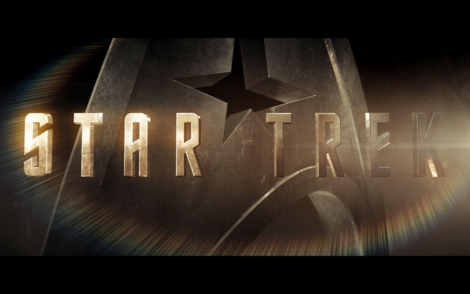 Star Trek 2009 Title Logo Wallpaper 1920x1200