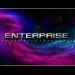 Star Trek Enterprise Title Wallpaper