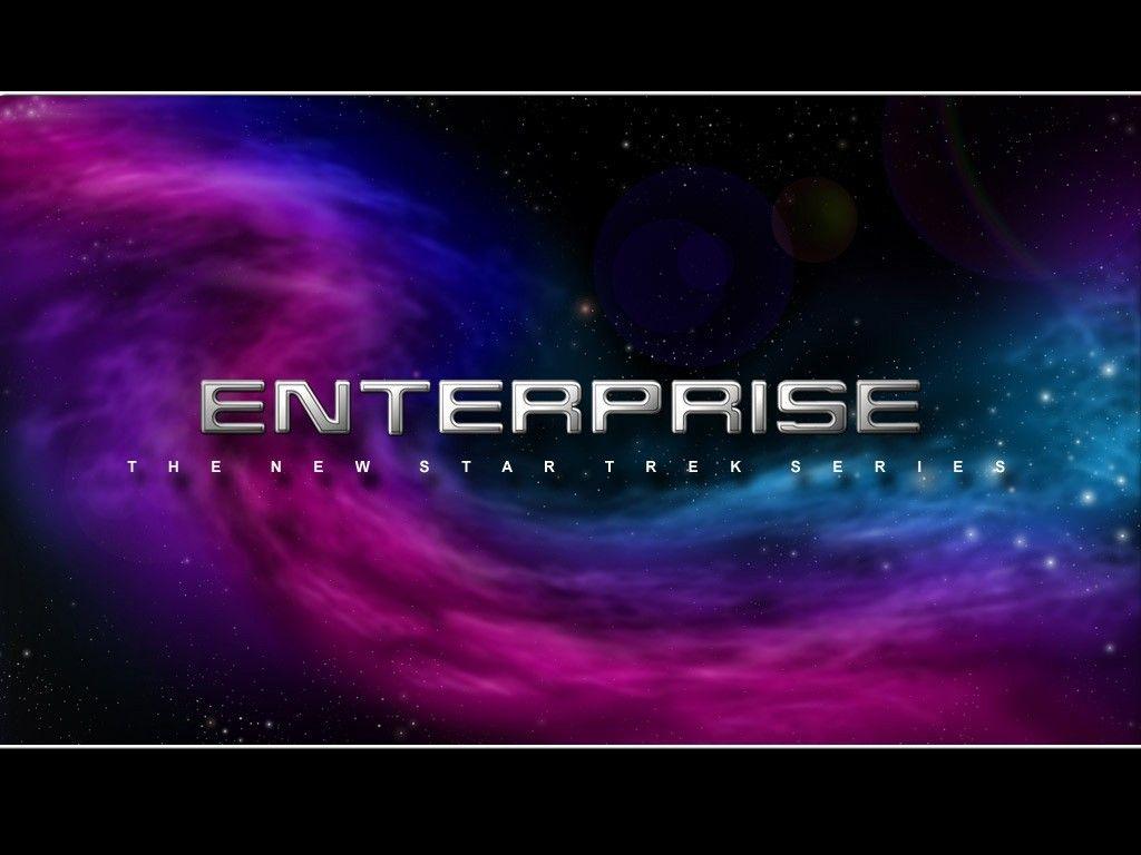 Star Trek Enterprise Title Wallpaper 1024x768