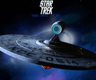 Star Trek Kelvin 003 Wallpaper