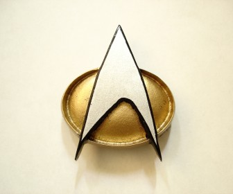 Star Trek Logo Pin Wallpaper