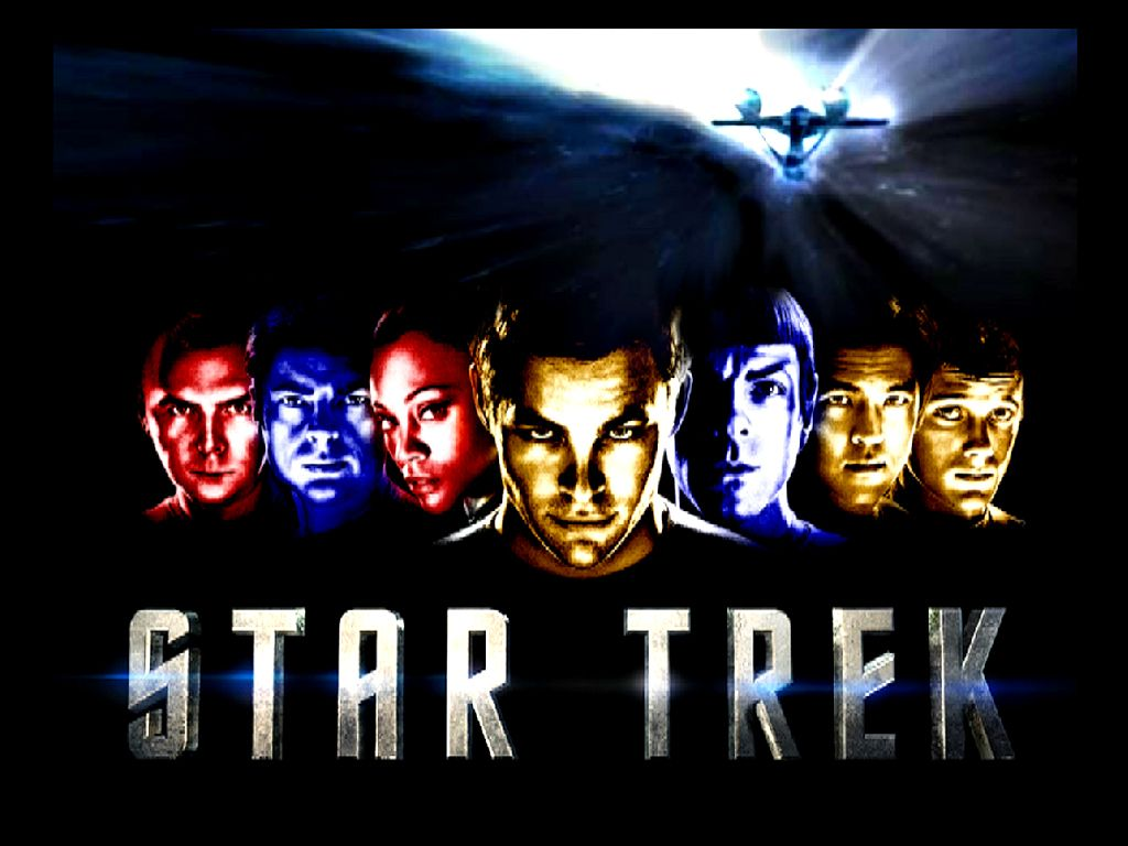 Star Trek Movie Faces Wallpaper 1024x768