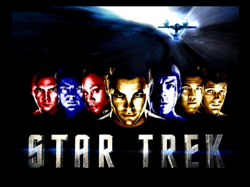 Star Trek Movie Faces Wallpaper 800x600
