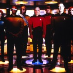 Star Trek The Next Generation Crew Wallpaper