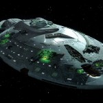 Star Trek Uss Voyager Wallpaper