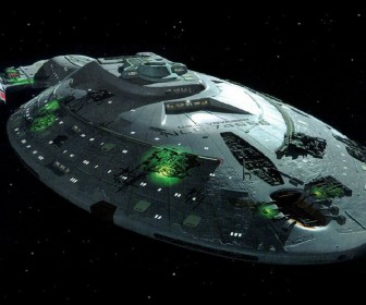 Star Trek Uss Voyager Wallpaper