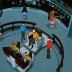 Uss Enterprise Bridge Wallpaper