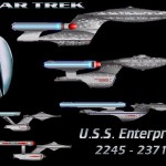 Uss Enterprise History Wallpaper