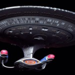 Uss Enterprise The Next Generation Wallpaper