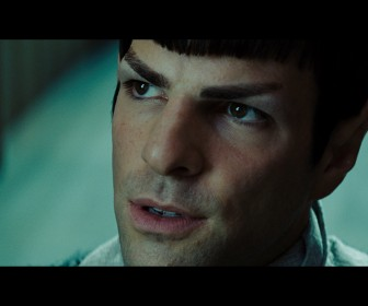 Zachary Quinto As Spock Wallpaper