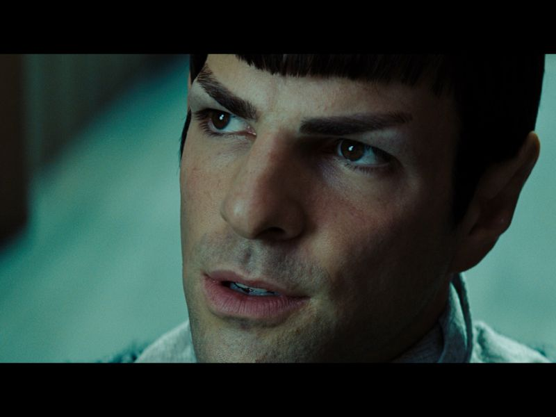 Zachary Quinto As Spock Wallpaper 800x600